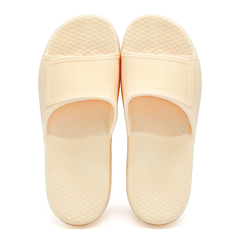 GieniG 2018 New summer men slippers women slippers bathroom indoor slippers soft bottom comfortable and slippery slip men s and women s bathroom slippers summer bathhouse slippers eva hotel slippery wear resisting couples cross belt slipper