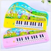 Crianças órgão eletrônico pat música ligeira tambor de multi-função imitação de piano piano de Brinquedo Instrumento Musical para crianças
