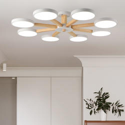Потолочные светильники для Гостиная светодиодный Современный Гостиная Спальня домашний декор в помещении дизайн лампы творческой