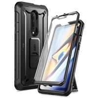SUPCASE For One Plus 7 Pro Case UB Pro Heavy Duty Full-Body Rugged Holster Cover with or W/O Built-in Screen Protector&Kickstand