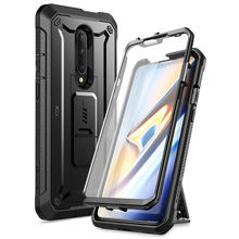 SUPCASE For One Plus 7 Pro Case UB Pro Heavy Duty Full-Body Rugged Holster Cover with or W/O Built-in Screen Protector&Kickstand(China)