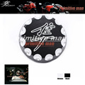 For SUZUKI HAYABUSA GSX1300R GSX 1300R 1999-2014 Motorcycle Accessories Triple Tree Stem Yoke Center Cap Black