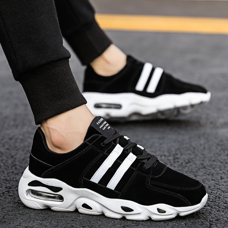 Fashion Men Vulcanize Shoes Sneakers Stretch Fabric Breathable Light Soft hot Leisure for Men Trainers