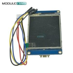 """Image 4 - 2.8 """"Nextion inteligentny Panel wyświetlacza HMI dla Arduino Raspberry Pi 2 A + B + zestawy USART UART szeregowy dotykowy TFT LCD"""