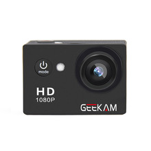 """Action Camera A9 1080P 140D Full HD 2"""" Waterproof Outdoor Mini Cam 1920*1080 go Sport Video pro Camera hero 3 style"""