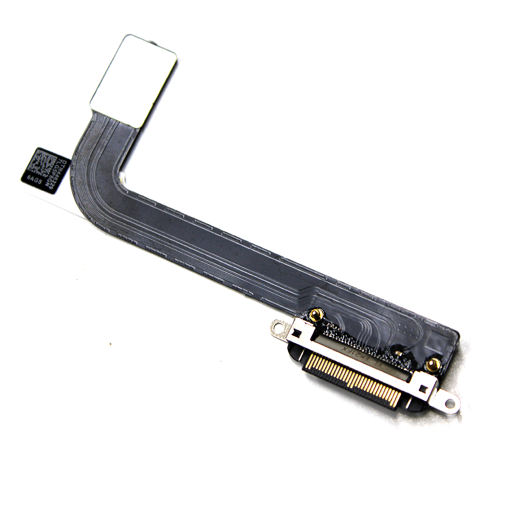 New For Ipad3 USB Dock Charging Port Back Rear Flex Cable Charger Connector For Ipad 3 A1416/A1430 Repair Parts