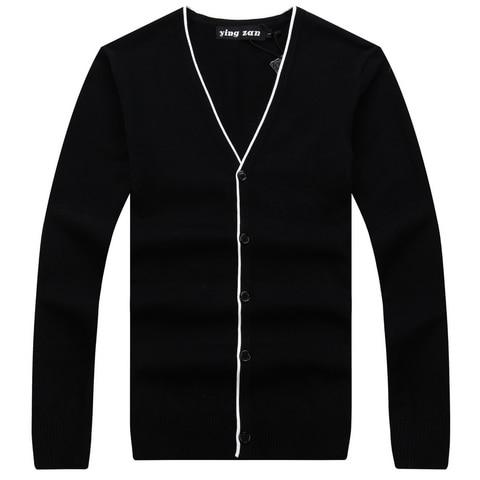RICHARDROGER font b men b font font b sweaters b font new 2017 Top quality brand