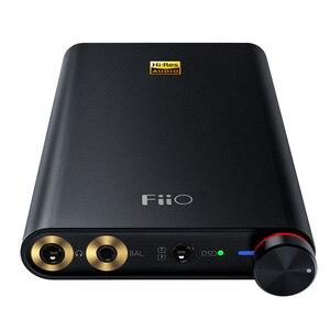 Image 5 - Fiio Q1 Mark II היי Res אודיו ילידים DAC DSD אוזניות מגבר XMOS 384 kHz/32 קצת iphone/iPad/מחשב AK4452 Q1II