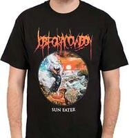Baan Voor Een Cowboy Zon Eater T-shirt Sml Xl 2Xl Gloednieuwe Officiële T-shirt