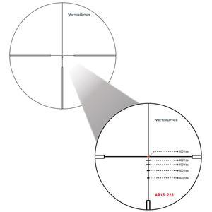 Image 3 - Óptica vetorial gen2 grimlock 1 6x24 bdc (moa) balístico retículo rifle scope centro ponto iluminado riflescope cqb. 223 ar15. 308