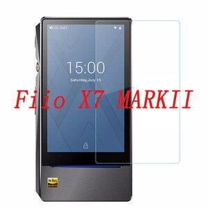 9H Premium Beschermende Gehard Glas Voor Fiio X7 Mkii MP3 Screen Protector Gehard Film(China)