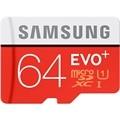 SAMSUNG EVO + Micro SD 32 Г SDHC 80 МБ/с. Класс Class10 Карты Памяти C10 UHS-I TF/SD Карт SDXC Trans Flash 64 ГБ 128 ГБ бесплатная доставка