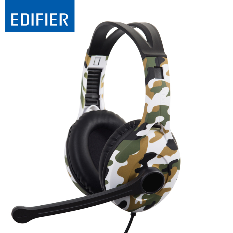 EDIFIER G10 Professional USB Gaming Headset High Quality With Super Bass Hifi Stereo Music Headband
