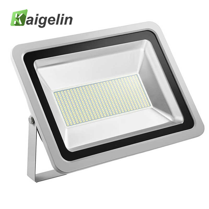 High Power 300W LED Flood Light 110V 33000LM Floodlight LED Reflector Spotlight Waterproof Led Outdoor Wall Lamp Square Highway ultrathin led flood light 200w ac85 265v waterproof ip65 floodlight spotlight outdoor lighting free shipping