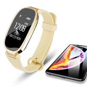 Women's S3 Smart Watch Waterpr