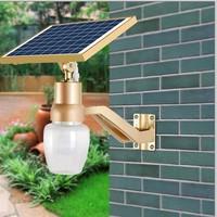 BULEKEM 90W LED Solar Garden Lamp Outdoor Lighting Street Light Waterproof Solar led Outdoor Night Lamp Modern Security Light