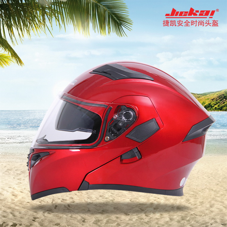 2016 winter New JIEKAI double lens Flip up motorcycle helmet ABS undrape face motorbike helmets JK902 for Four seasons wear 2017 new yohe half face motorcycle helmet yh 868 abs motorbike helmet double lens electric bicycle helmets for four seasons