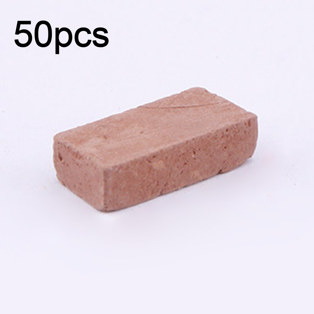 50PCS Durable Decorative Miniature Modelling Building Landscape Portable DIY Kids Diorama Simulation Brick Toy Sand Table