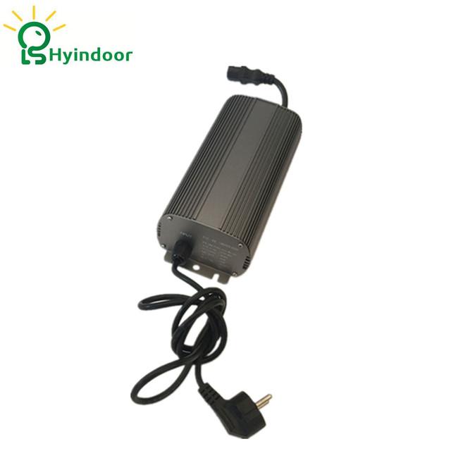 Lighting Accessories Hydroponic EU PLUG 250W Lamp Metal Indoor Garden Digital Ballasts Electronic HPS MH Grow Lights Ballasts