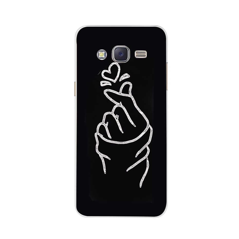Ốp Lưng Điện thoại Samsung Galaxy J2 Prime Silicone Mềm TPU Dành Cho Samsung Grand Prime G530 G530H G531 G531H G531F SM-G531F bao Da ốp lưng