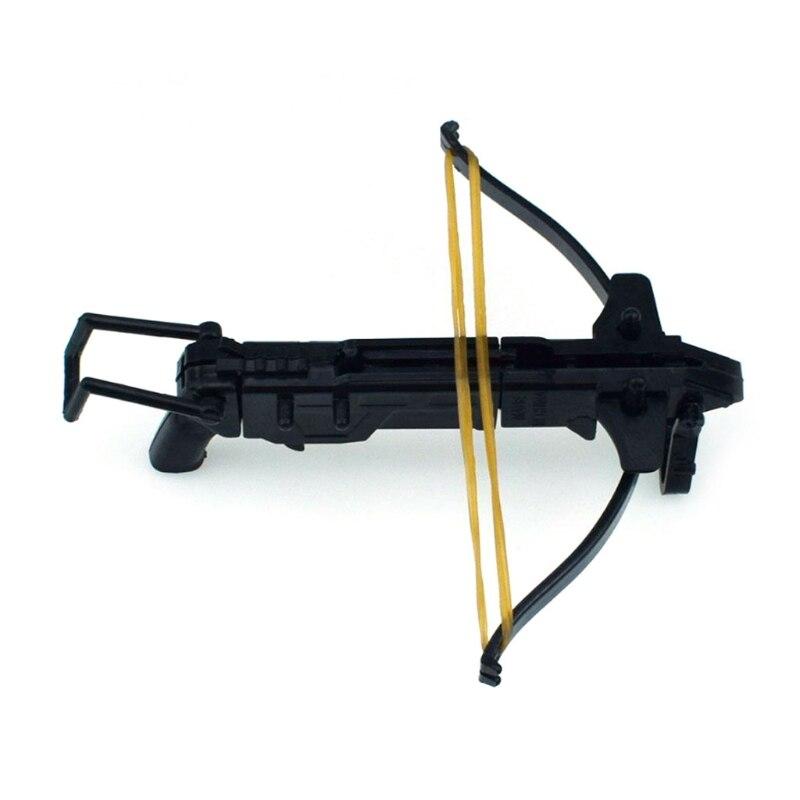 HBB игрушки для детских спортивных игр, сборная комбинация, Резиновая лента, лук, стрела, детские игрушки, подарок, сделай сам, портативная