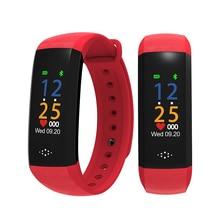M2SP Smartwatch Activity Tracker Waterproof Sport Bracelet Bluetooth Real-time Blood Pressure Heart Rate SPO2 Monitor Wristband