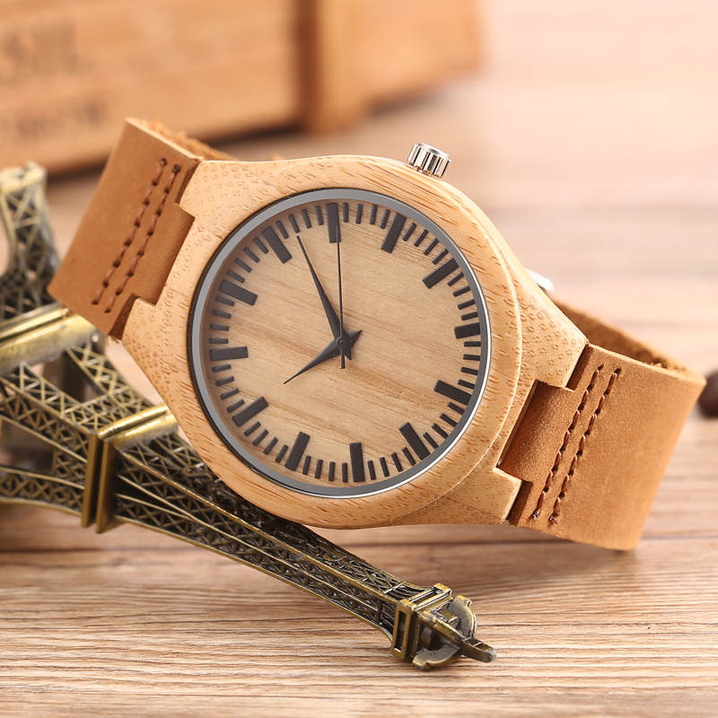watch design watches brown wooden gorben mens sculpture wood new luxury bamboo arrival designer womens