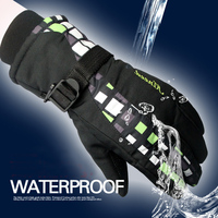 Female Ski Gloves Men S Snowboard Gloves Snowmobile Motorcycle Riding Winter Windproof Water Repellent Women S