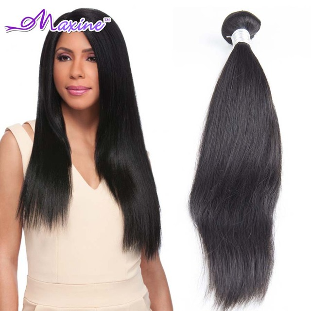 1 Bundle 7a Peruvian Virgin Hair Straight 8 30inch Peruvian Silky