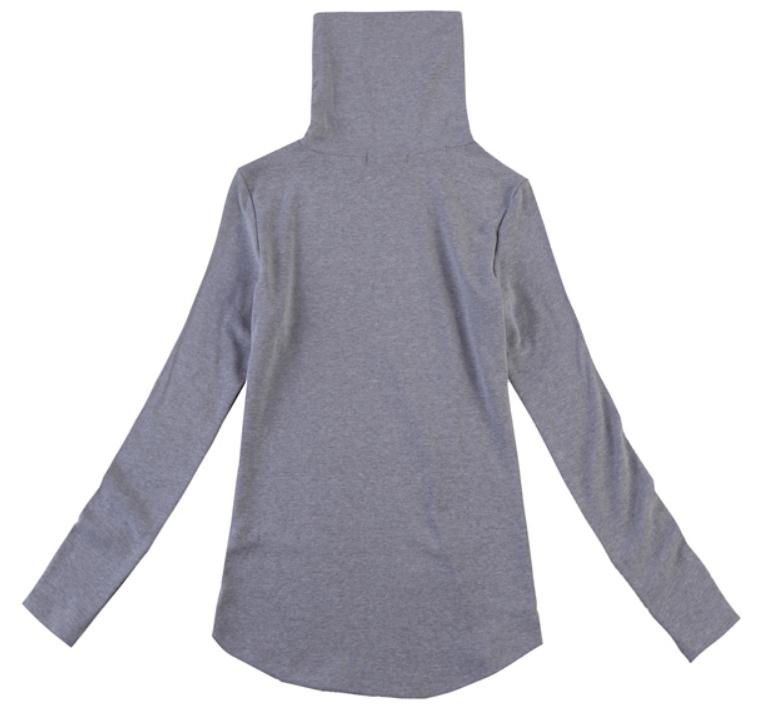 Herbst Winter 6 Farbe Frauen schlank Pullover plus Größe lange - Damenbekleidung - Foto 5