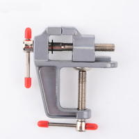 Brand New Mini Aluminum Bench Table Swivel Lock Clamp Vice Craft Jewelry Hobby Vise Wholesale Pliers