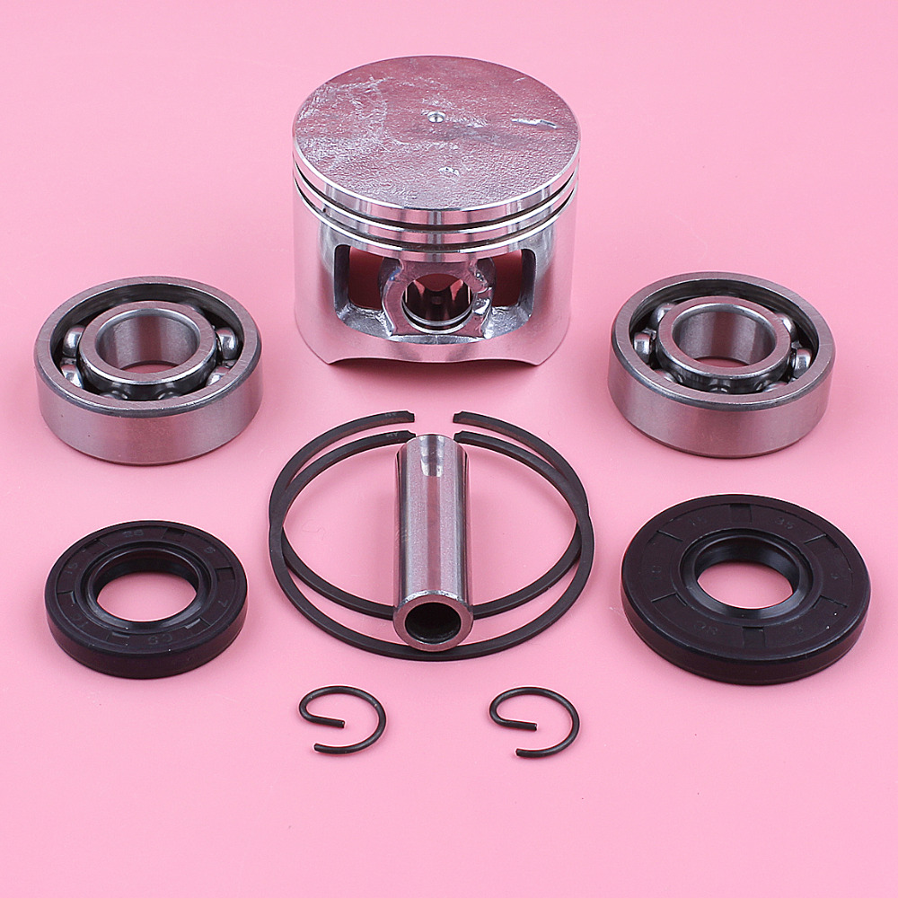 Replac Crankcase Bearing Oil Seal Chinese Chainsaw 4500 5200 5800 45cc 52cc 58cc