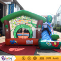 inflatable slide combos jumper with giraffe 4*4m China factory direct sale-BG-G0474 toy