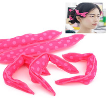 Curly Hair Sponge Wave Point Curling Pear Head Creative Sleep Magic Ha