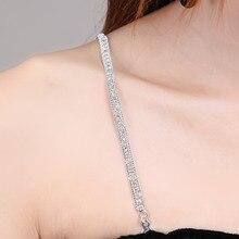 Adjustable Crystal Belt for Bra