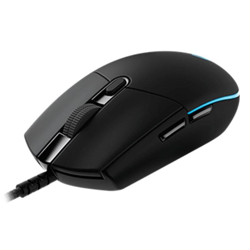 Logitech G Pro souris filaire RGB Coloré Rétro-Éclairé Macro Programmation - 2