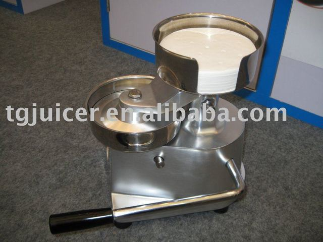 130mm Burger Press(304 Stainless Steel)