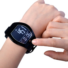 Wristband Smart Watch Touch Screen Sleep tracker Pedometer Wireless Men Sport Paper Dgital Smart Watch