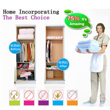 60*80cm Vacuum Storage Bag Space Saver Premium Vacuum Compressed Bag Waterproof Blanket Clothes Quilt Storage Bag Organizer