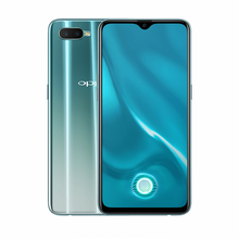 "Authorized OPPO K1 Mobile phone 4G LTE Android 8.1 Snapdragon 660 Octa Core 6.4"" OLED Telephone Screen Fingerprint ID 25MP AI(China)"