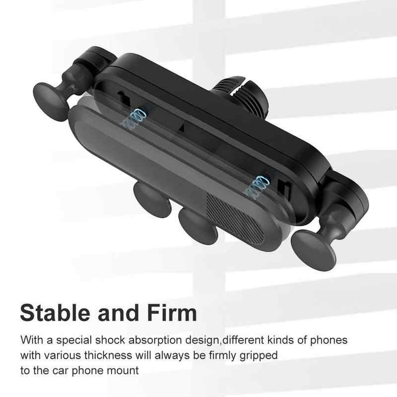 Dit Is Een Universele Auto-grip Auto Telefoon Mount voor IPhone Samsung Huawei Iottie Gemakkelijk One Touch Auto Vastklemmen clip Houder Stand