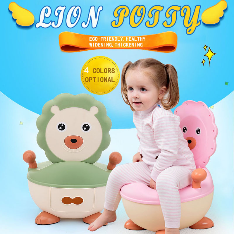 Adult Baby Potty Training Plastic Non-slip Kids Toilet Seat