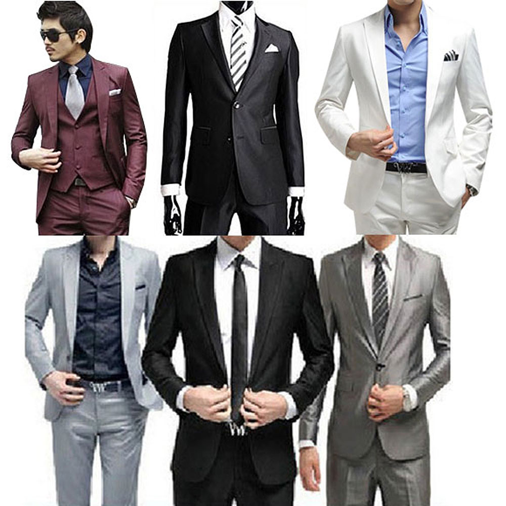 Aliexpress.com : Buy Free shipping men's brand suit Set New style ...