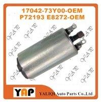 연료 펌프 FITNissan Sentra NX 1.6L 2.0L 17042-73Y00 P72193 E8272 1991-1994