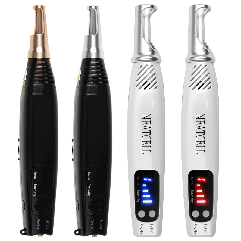 Professional Laser Picosecond Pen Blue&Red Remove Tattoo Laser Pen Freckle Acne Mole Dark Spot Pigment Tattoo Removal MachineProfessional Laser Picosecond Pen Blue&Red Remove Tattoo Laser Pen Freckle Acne Mole Dark Spot Pigment Tattoo Removal Machine
