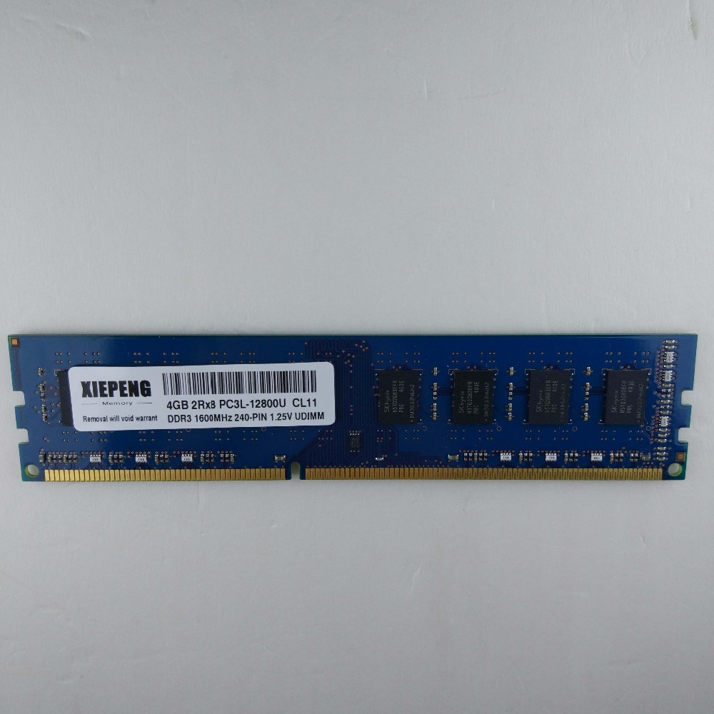 for <font><b>HP</b></font> Compaq CQ3258il Elite 8200 G5200uk G5232uk G5210uk 8GB 2Rx8 PC3-10600 DDR3 1333MHz Memory <font><b>4GB</b></font> DDR3L 1600 PC3 12800 <font><b>RAM</b></font> image