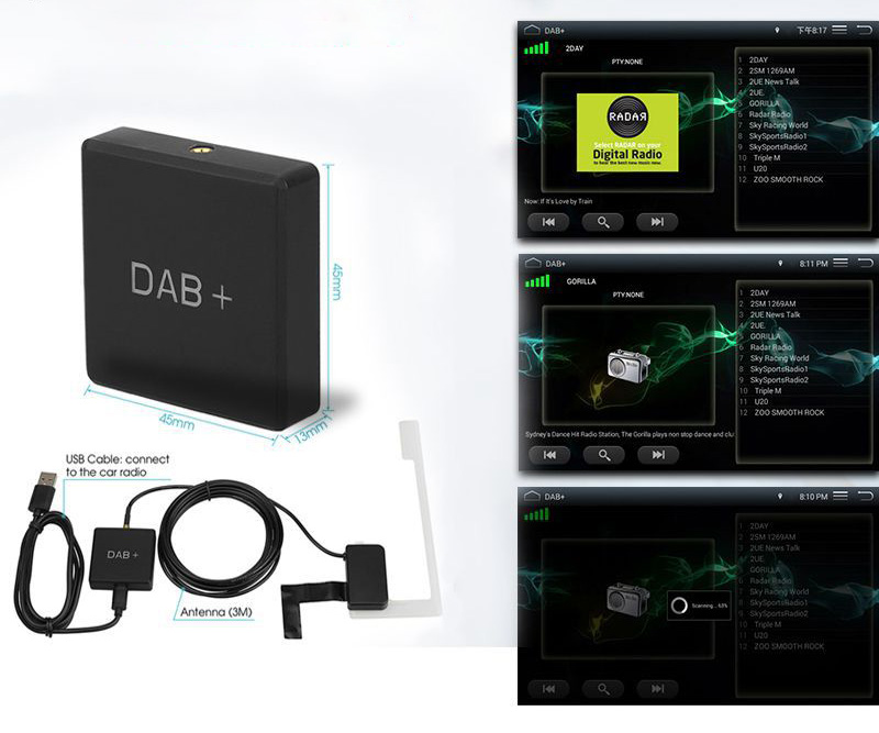 dab+ radio antenna