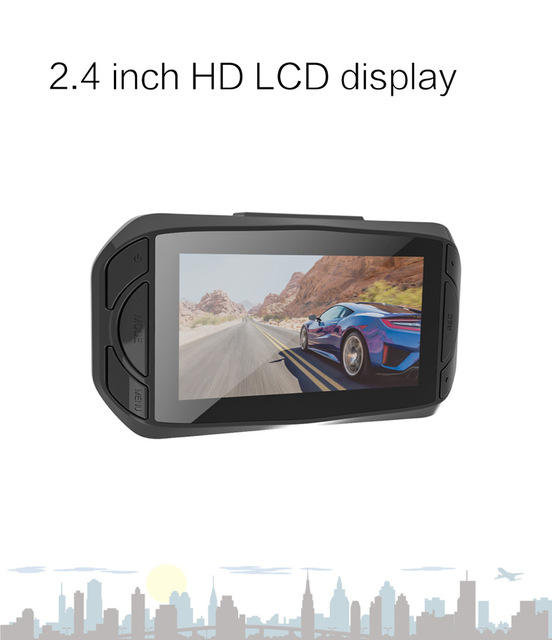 R800 WiFi Dash Cam DVR Novatek Auto mini Car styling Rearview detector FULL 1080P HD WDR drive recorder automobiles