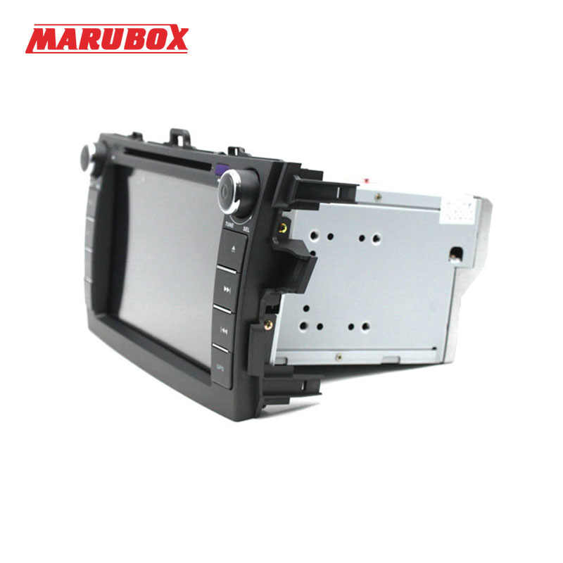 """MARUBOX 2 Din 8 Core 8"""" For TOYOTA Corolla 2007 - 2011 Car Multimedia DVD Player Android 8.1 GPS Navigation Bluetooth 8A105DT8"""