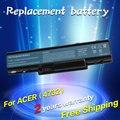 Jigu batería de repuesto para acer packard bell easynote tj71 tj72 tj73 TJ74 TJ75 TJ76 TJ77 TJ78 TR81 TR82 TR83 TR85 TR86 TR87